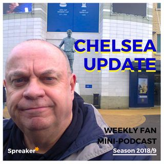 Preview: Chelsea v Burnley ( 21/04/19 C U #96 )