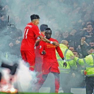 Blood Red: Merseyside Derby Special