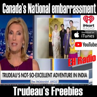 Morning moment Trudeau's NOT so Excellent adventure in India Feb 27 2018