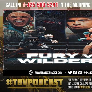 ☎️Fury vs Wilder III: RACE DON'T MATTER❗️Clarity From Jermell Charlo🤔