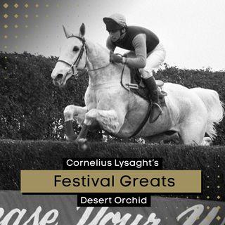 Festival Greats: Desert Orchid