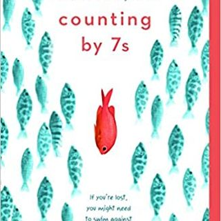 Counting by 7's by Holly Goldberg Sloan