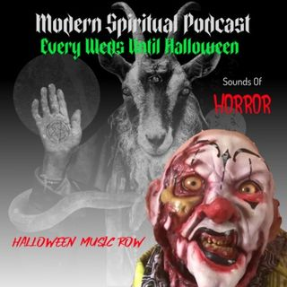 Episode 144 - Chokels Hallo Music Row With Hell Demon Host a Zombie Podcast