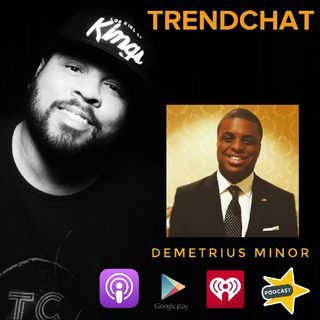 Ep. 89 - Thoughts On #MLK50, Demetrius Minor And More