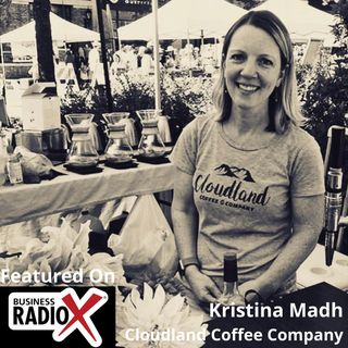 Kristina Madh, Cloudland Coffee Company