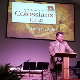 "Pastor Joe sermon ""Pleasing The Father"""