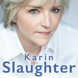 Karin Slaughter returns to #ConversationsLIVE with her 20th book THE SILENT WIFE ~ #bookchat
