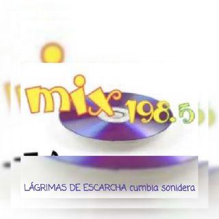 Lágrimas De Escarcha Cumbia Sonidera FLMix198.5