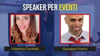 Farsi scegliere come speaker in un evento (Con Valentina Turchetti)