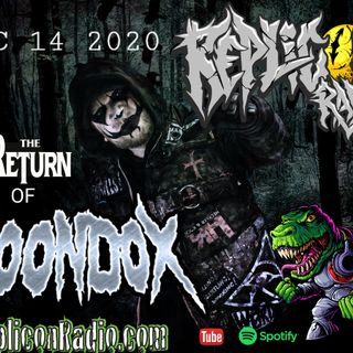 BOONDOX  12/14/20 Replicon Radio
