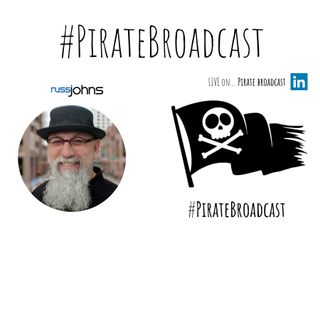 Russ Johns the Host of the #PirateBroadcast talks about the #PirateSyndicate