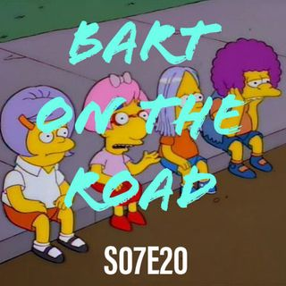 113) S07E20 (Bart on the Road)