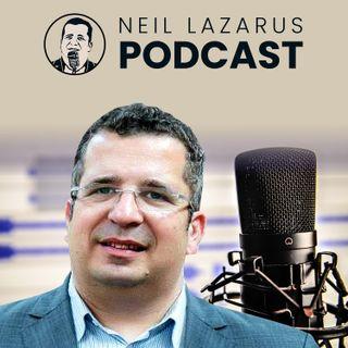 Neil Lazarus talks Israel