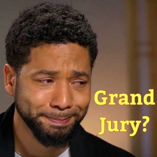 UPDATE: Grand Jury To Hear Jussie Smollett Case