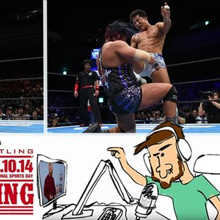 NJPW King of Pro Wrestling Review (+ Power Struggle & Wrestle Kingdom Thoughts) w/SirSam