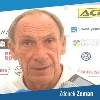 FC Lugano - FC Basel | Zdenek Zeman