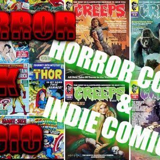 Indie Comics, Horror Comics, and Best Comic Adaptations