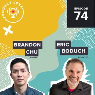Brandon Chu, VP of Product at Shopify: Entrepreneurship and building teams
