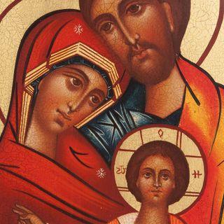 Festa Santa Famiglia  DOMENICA 29 DICEMBRE