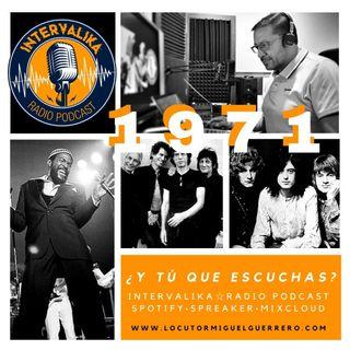 INTERVÁLIKA especial 1971