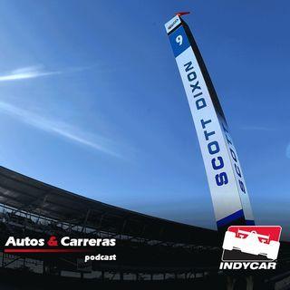 #IndyCrescendo La 101a Indy500 Es La Tercera Grilla Mas Rápida