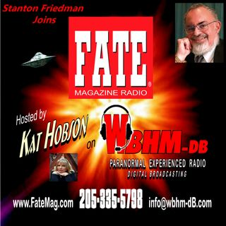 Stanton T. Friedman Frank Lee 4.28.19