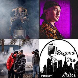 Beyond The Artist with Mindset - Episode #3 feat. Young Stitch