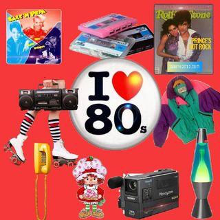 I Love The 80's (R&B)  W/ DJ Lady J & DJ DLiteful  5/12/2020