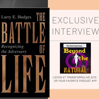 Episode 5: Interview with Larry E Hodges