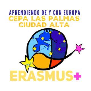 Programa educativo descubriendo Europa. Proyecto Erasmus + Aprendiendo de y con Europa del CEPA Las Palmas Ciudad Alta.