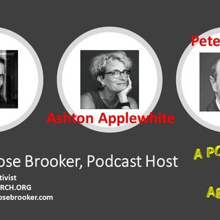 The Rant with Barbara Rose Brooker and her guests Ashton Applewhite & Paul Slatin 7_1_20