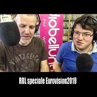 17.5.19 - Eurovision pre-finale speciale