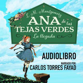 Audiolibro Ana de las Tejas Verdes - Capítulo 2