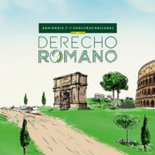 352 - CONCURSO DE DERECHO ROMANO
