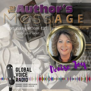 Ep 001 The Author's Message with Denise Joy and Irene Pro