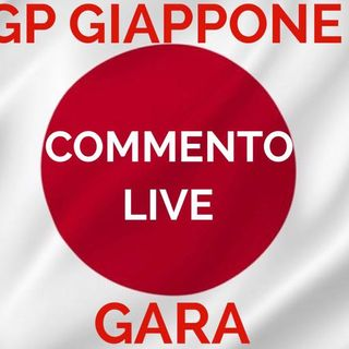 F1 | GP Giappone 2019 - Commento Live Gara