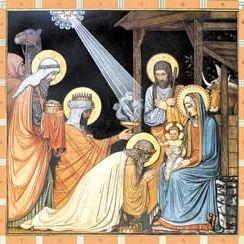 Granito de Mostaza en Navidad