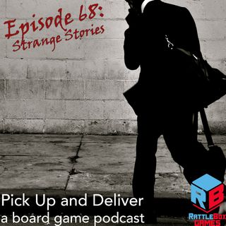 068: Strange Stories