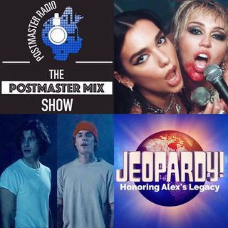 The Postmaster Mix presents: New Musical Collaborations, Updates From Jeopardy, and more!
