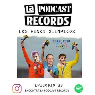 E33 Los Punks Olimpicos