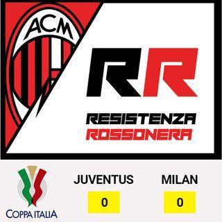 Episodio [18] -  Coppa Italia - Juventus - Milan 0 - 0 (1-1), 12/06/2020