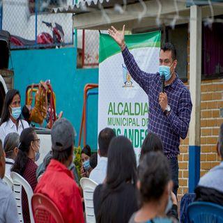Jhony Delgado Alcalde Los Andes