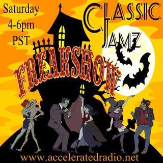 Classic Jamz *Freak Show* 10/31/2020