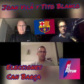 Joan Vila y Tito Blanco