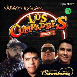 LOS COMPADRES Y GRUPO COINCIDENCIA Vol. 1