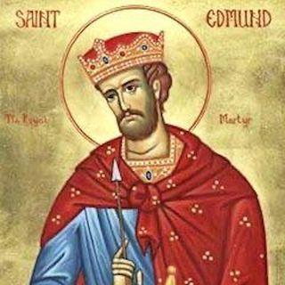 San Edmundo: rey y mártir