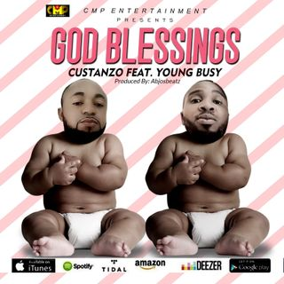 Custanzo ft young busy God blessings