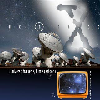#69 Stelle&TV: Radioastronomia & X Files