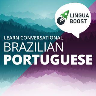 Learn Brazilian Portuguese - LinguaBoost