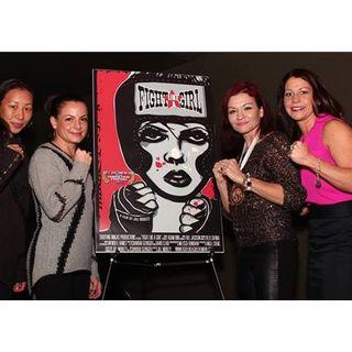 "Jill Morley from ""Fight Like a Girl"""